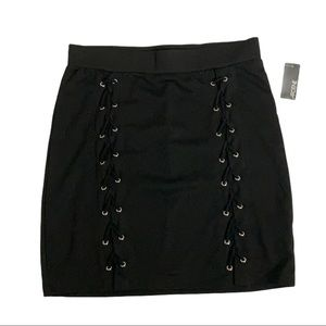 Ardene Black Skirt S